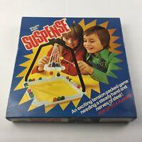 Vintage Suspense Wiggins Teape 1970s Action Board Game, Retro Party Family Fun