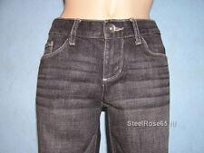 NEW Mossimo Women's Denim Capri Skinny Black Jeans Size 6