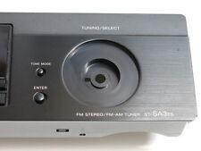 Sony panel frontal para st-sa3es panel frontal panel negro