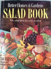Better Homes and Gardens Salad Book (Hardcover)