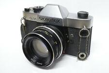 Rollei Rolleiflex SL35 mit SL Planar 1,8 / 50 mm Objektiv Made in Germany analog