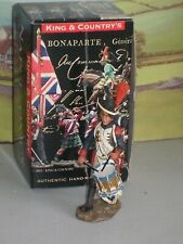King and country NA61 Napoleonic French GRENADIER DRUMMER boxed 1:30 scale