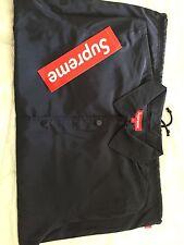 SOLD OUT!! SS17 Supreme Digi Coaches Jacket Navy Large rare Yeezy Sade  jordan