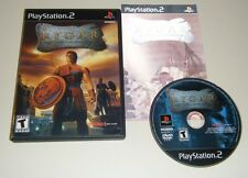 Rygar: The Legendary Adventure GAME for Playstation 2 PS2 system VG & HOLOGRAPH!