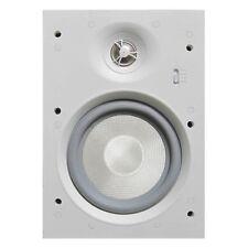 "Sinclair Audio W6 2-Way 6.5"" High Performance In-Wall Speakers, Pair"
