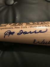 1998 Yankees World Series Cooperstown Bat Entire Team Signed