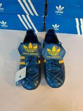 adidas Originals Profi Liga UK 7 US 7.5 FG stud masblue/yellow