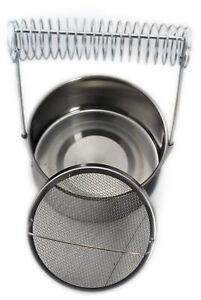 Pinselhalter & Waschbehälter
