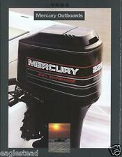 Boat Motor Brochure - Mercury - Outboard Product Line Overview - 1994  (SH40)