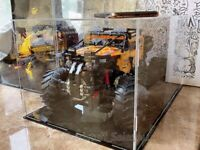 Display case for Lego 4X4 X-treme Off-Roader 42099 ( Australia Top Rated Seller)