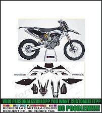 kit adesivi stickers compatibili  g 450 x factory speed brain