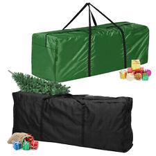 Christmas Tree Storage Bag Home Cushions Waterproof Zippered Bag w/ Carry Handle