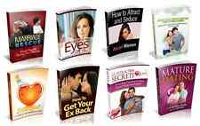 100 Dating & Relationship eBooks With Resell Rights  ( Only 10 ¢ per Book )  PDF