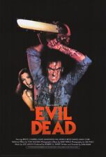The Evil Dead (1981) Style-B Bruce Campbell Ash Williams 80s Movie Poster 27x40