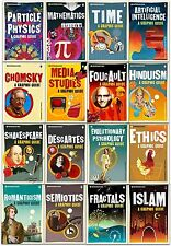 Introducing Graphic Guide 16 Books Collection Set (Series 2) Mathematics, Islam