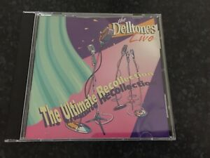THE DELTONES  LIVE - The Ultimate Collection - CD - RARE