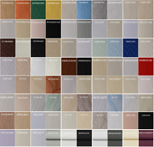 "Vertical Blind Slats Replacement Louvres 89mm (3.5"") - Plain & Patterned Fabrics"