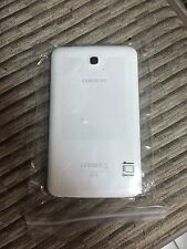 New Samsung Galaxy Tab 3 7.0 SM-T210 Back Cover - White