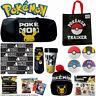 Pokemon Trainer Showbag Kids Gift Bag Duffle Bag Travel Mug Boys Free Postage