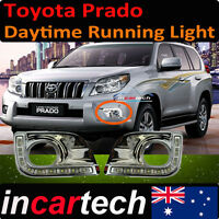 Toyota Land Cruiser Prado 150R accessories Daytime Running LED Light Fog Lamp