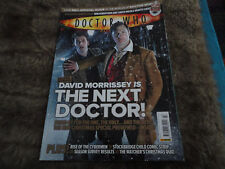 Doctor Who Magazine. Issue# 403.David Morrissey is The Next Doctor.Jan 2009
