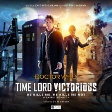 Doctor Who: Time Lord Victorious 1 - He Kills Me He Kills Me Not CD (Big Finish)