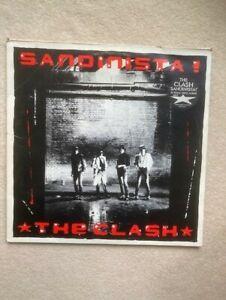 Sandinista - The Clash - vinyl LP