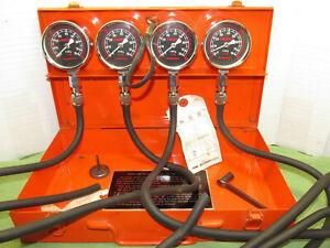 Vintage Kawasaki 57001-127 Vacuum Gauge Set for Synchronizing Carburetors - NEAT