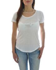 T-shirt ARMANI JEANS con logo in tessuto Logo in tessuto cucito in rilievo PROMO