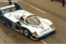 DECAL 1/43 PORSCHE 956 FITZPATRICK N°16 1000 KM MONZA 1983