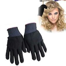 1pcs Heat Resistant Glove  Flat Straightener Curling Irons Hair Styling HOT DLUK