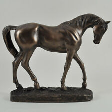 Bronze Horse Statue Sculpture Graceful By David Geenty Equestrian Gift Art 06106