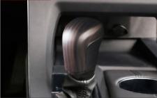 For Toyota Avalon 2019  Peach wood grain Inner Gear Lever Shift Knob Cover Trim