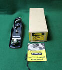 NOS Antique Stanley 60-1/2 Low Angle Block Plane w/BOX Made in USA Inv#NY30
