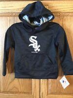 Chicago White Sox NEW Youth Hoodie Hooded Logo Sweatshirt  MLB Baseball XS NWT