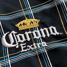 "CORONA Extra Swim Trunks Board Shorts Mens XL (42"" Waist) Plaid UNLINED & Unworn"