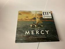 JOHANN JOHANNSSON The Mercy Original Soundtrack NEW SEALED  CD 028947983033