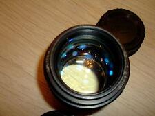 Jupiter 9 BLACK 2/85mm SONNAR lens NIKON F mount INFINITY IS   #8514099