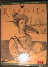 Libro, Rinascita, suplemento Aquelarre juego de rol español.