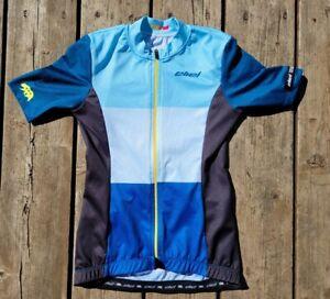 Eliel Cycling Short Sleeve Bike Jersey Women's sz XS Made in USA