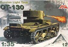 Prezzo SPECIALE! OT - 130 più facilmente Flammpanzer, 1:35, Tom, kit di plastica, MERCE NUOVA!