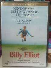 Billy Elliot (DVD, Widescreen, 2001) Julie Walters,Gary Lewis - Brand New Sealed