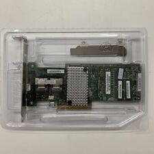 NEW Intel RAID SAS/SATA 8 port 1GB cache PCI-E 2.0 x8 Controller Card RS25DB080