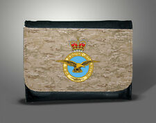 Royal Air Force RAF Men's Faux Leather Wallet