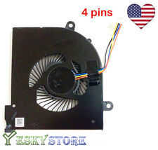 Original New CPU Cooling Fan for MSI GS65 GS65VR MS-16Q2 16Q2-CPU-CW 4-wires