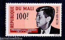 Mali 1964 MNH SS, John F. Kennedy, President of United States (X3n)