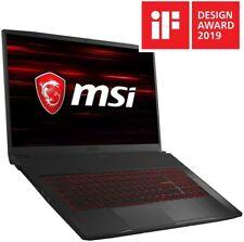 MSI GF75 9SD-056 Thin,  Core™ i7-9750H 16 GB RAM NVIDIA® GeForce® GTX 1660 Ti...