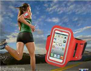 New GYM iphone Smartphone Running Arm Bend Case Cover Holder For iphone 4 Biking