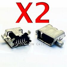 2X BlackBerry 8830 USB Charger Charging Port Dock Connector USA Seller USB Port
