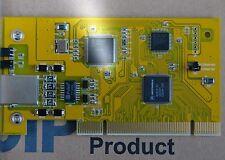 SpoTel TE110P TE110P E1 T1 PRI   Trixbox card